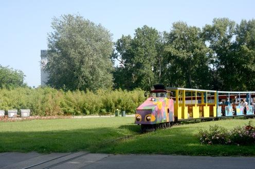 Donauparkbahn, Vienna