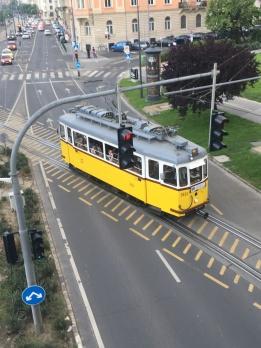 Nostalgia tram