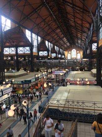 Main market hall