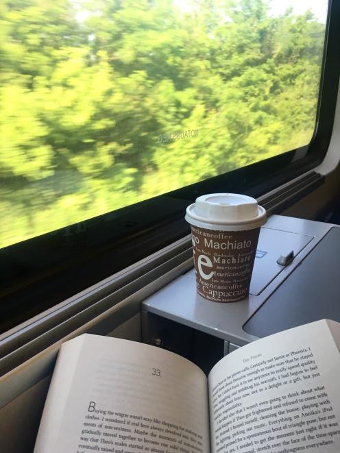On the way to Vienna
