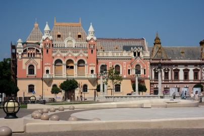 The Greco-Catholic Bishopric's Palace