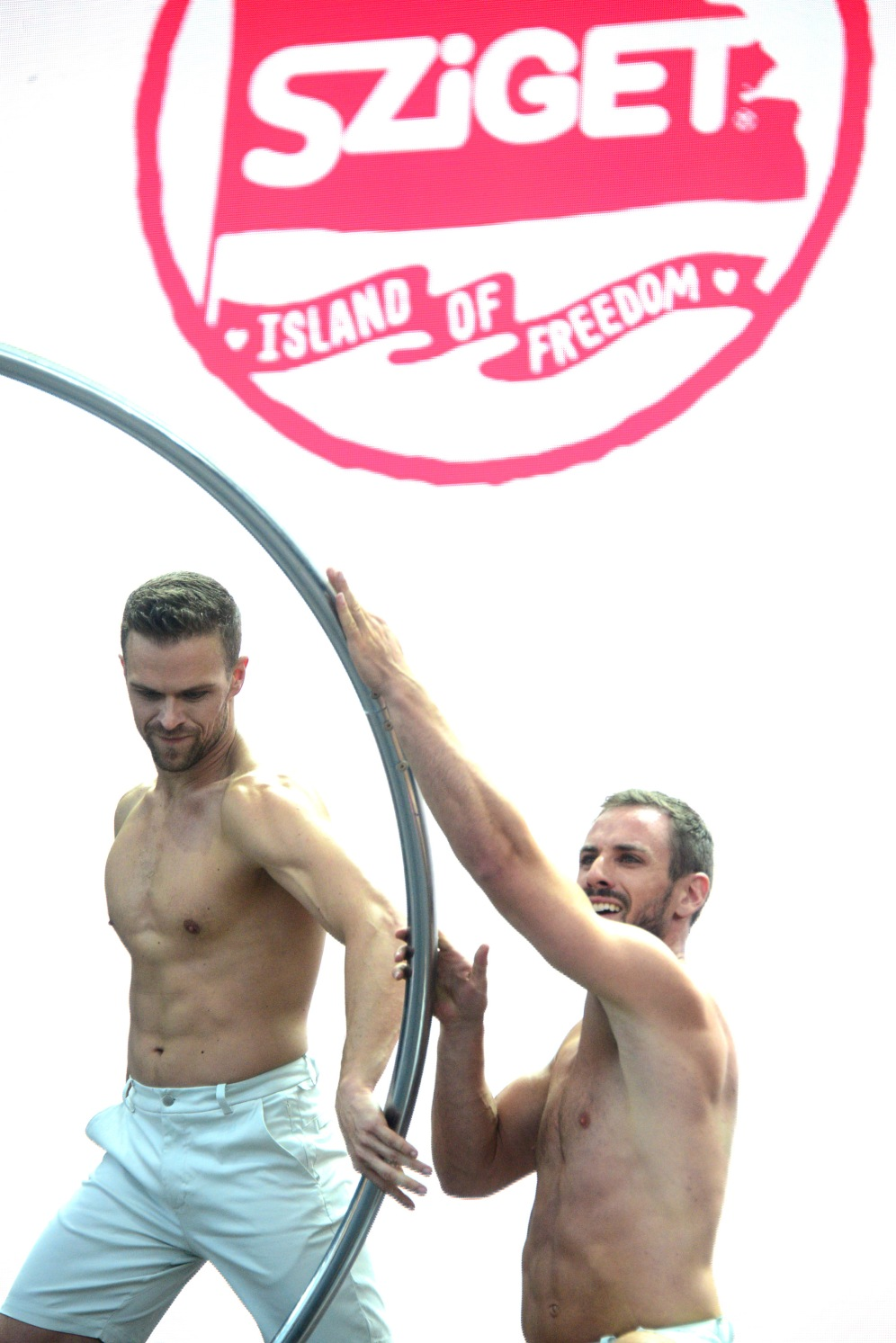 Francis Perreault /Matthew Richardson- All Love is Equal/Sziget 2019