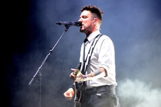 Frank Turner and The Sleeping Souls/Sziget 2019