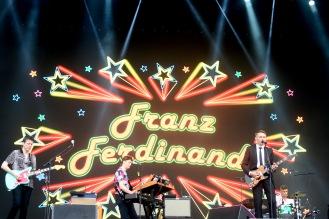 Franz Ferdinand/Sziget 2019