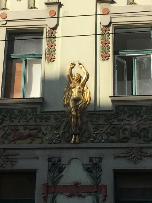 Favourite building on Izabella street