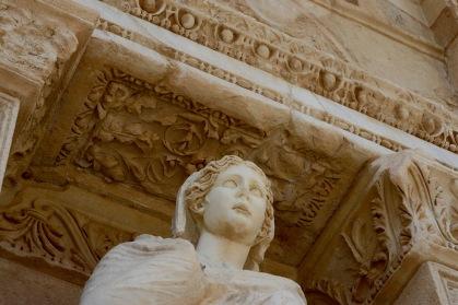 Ephesus- Library of Celsus