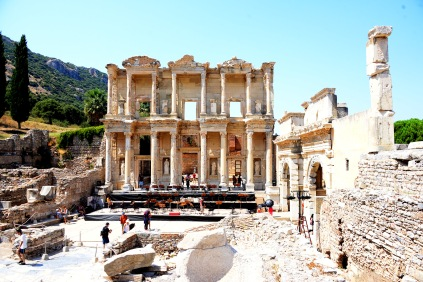 Ephesus- Library of Celsus