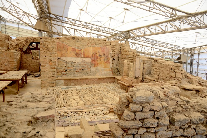 Ephesus- Terrace Houses