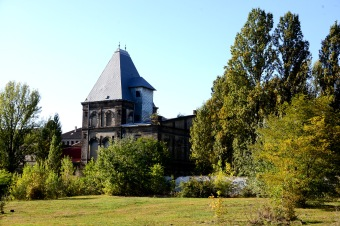 The Kőbánya Cistern