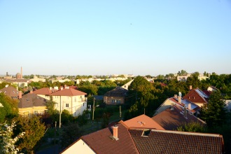 View from Csősztorony, Kőbánya
