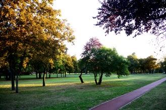 Óhegy park, Kőbánya