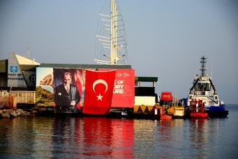 Kușadası harbour