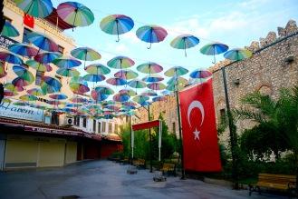 Kușadası old town