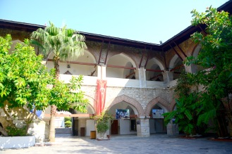 Kușadası old town- the caravanserai