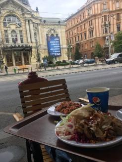 The classic Szeráj meal