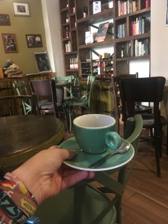 Coffee in Sibiu