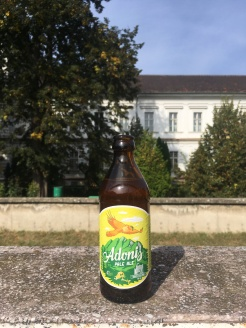 Sunday morning pale ale