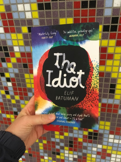 Elif Batuman-The Idiot