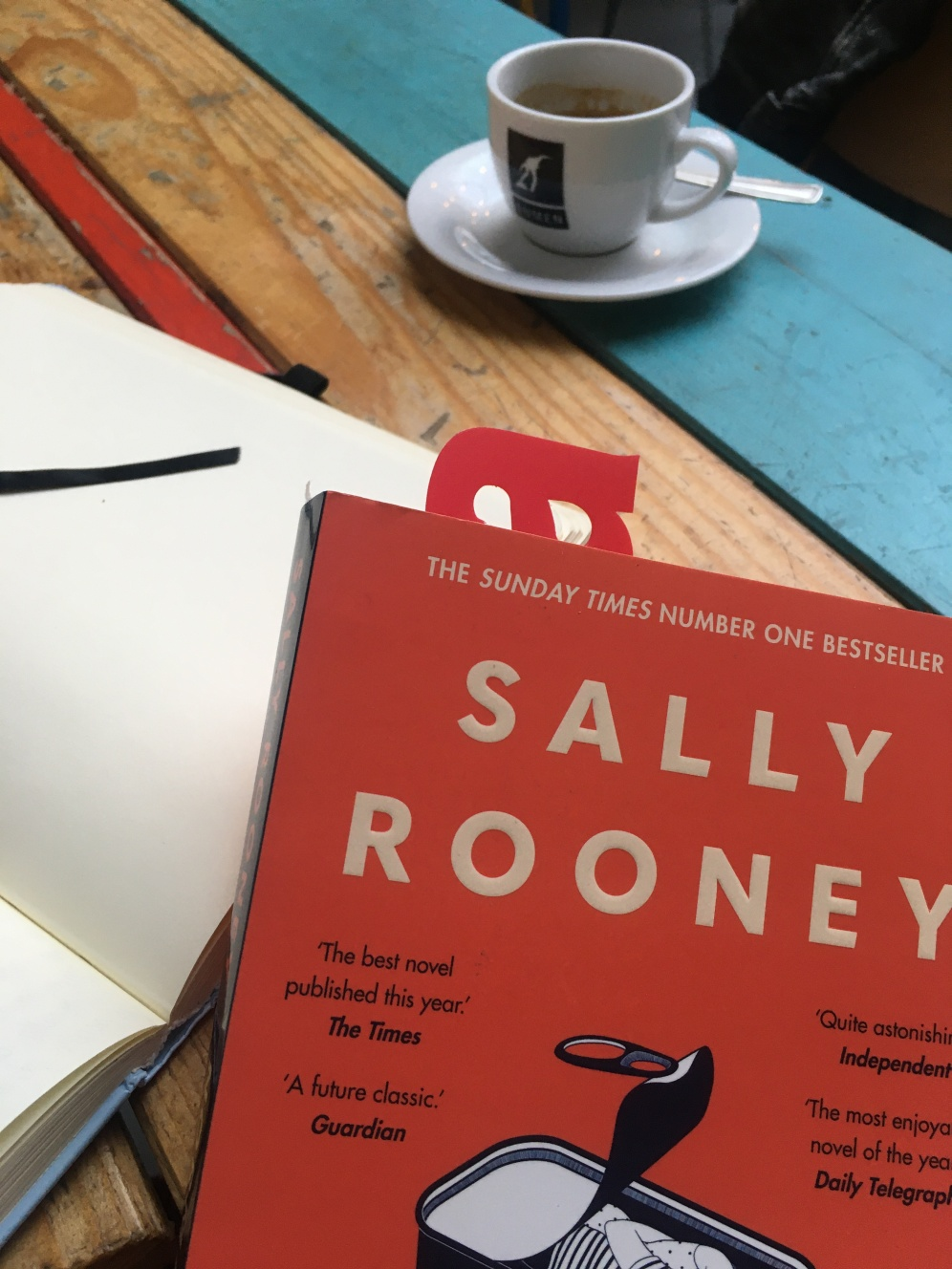 Sally Rooney-Normal People