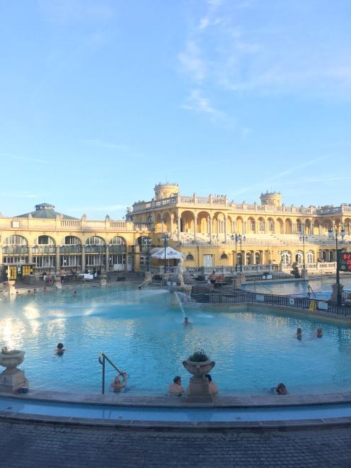 Széchényi baths