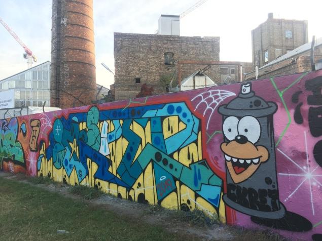 Óbuda graffiti