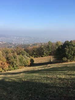 View from Normafa