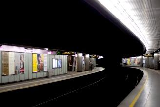 Vienna- Karlsplatz U2 station