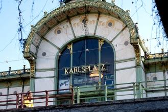 Vienna- Karlsplatz