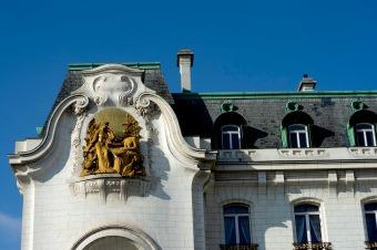 Vienna- French embassy