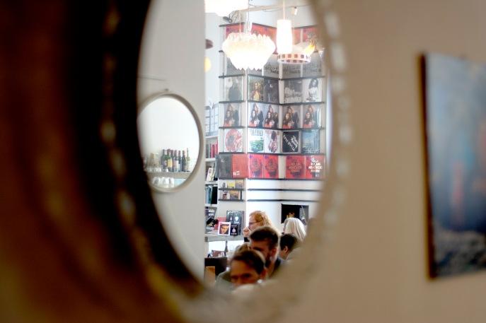 Vienna- Café Phil