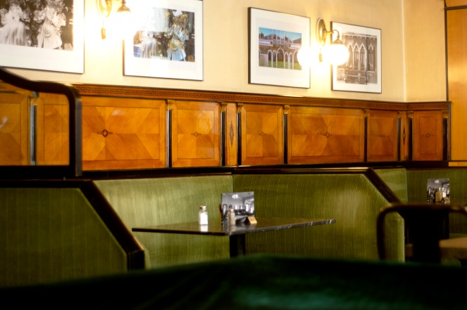 Vienna- Café Goldegg