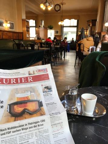 Café Goldegg, Vienna