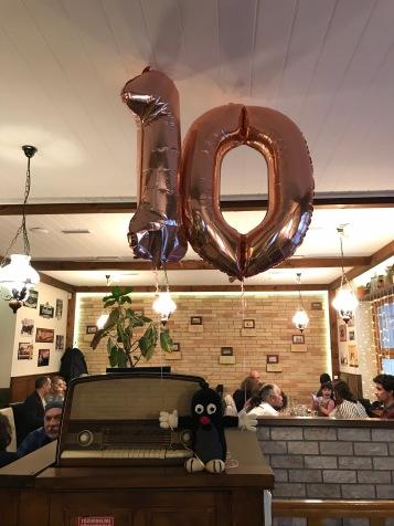 Ferdinand restaurant turning 10