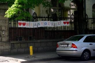 Bajza street
