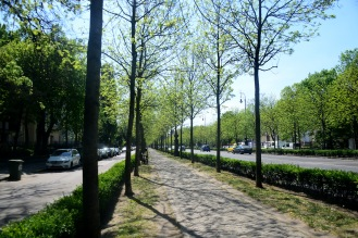 Andrássy avenue