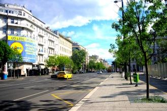 Bajcsy Zsilinszky Avenue