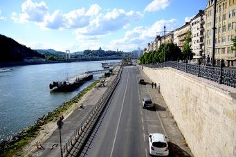 View from Freedom Bridge
