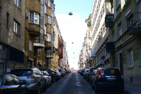 Naphegy street