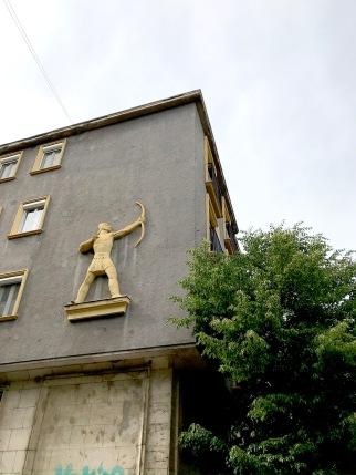 Frankel Leo street