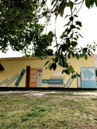Street art dedicated to Krúdy's works
