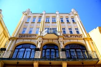 Király street, Pécs