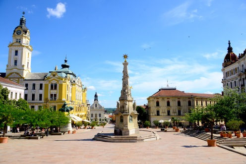 Széchényi Square, Pécs