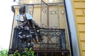 Statue of Ferenc Liszt, Pécs