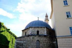 Yakovalı Hasan Paşa Mosque, Pécs