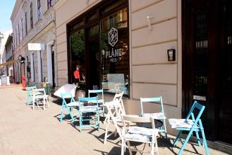 Pláne, Pécs