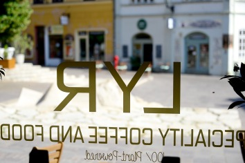 Lyr Coffee, Pécs