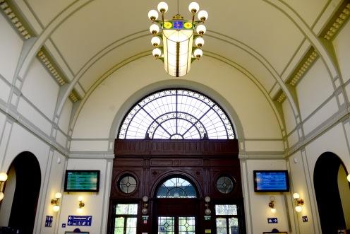 Pécs Main Station