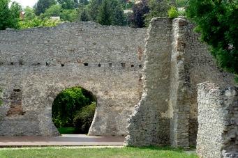 Tettye ruins, Pécs