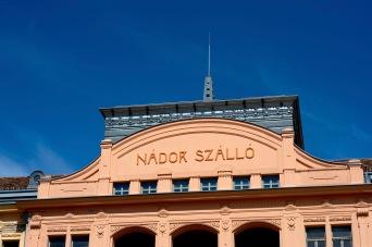 Nádor Hotel, Pécs