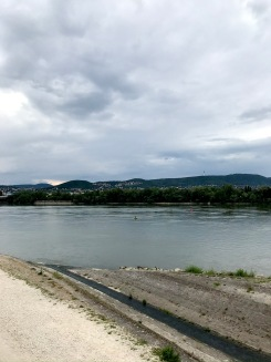 Rákospatak meets the Danube